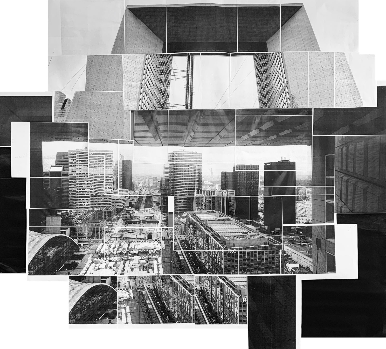 The Big Pictures, La Défense