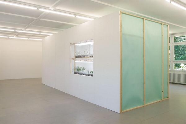 CROP CULTURE VIII (CONTAINER) - Ausstellung CULTIGEN