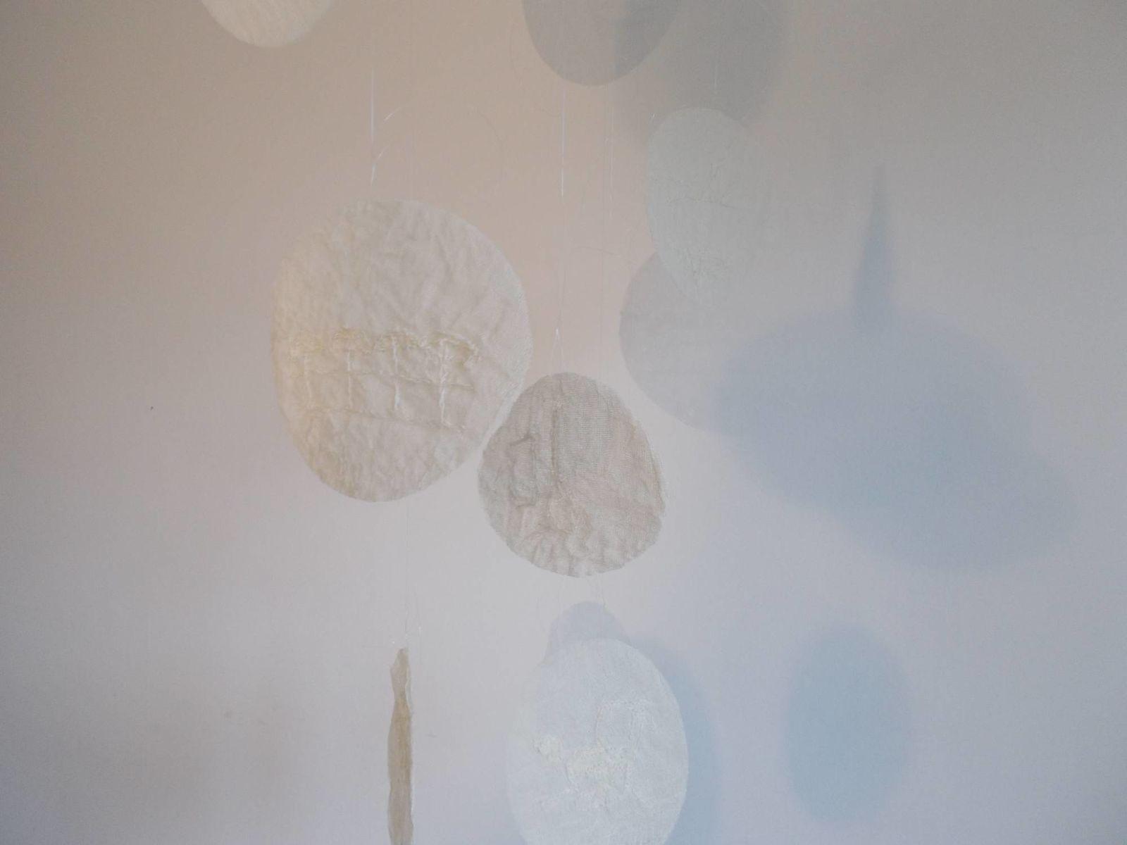 mobile / textilien, nylon, fiberglas