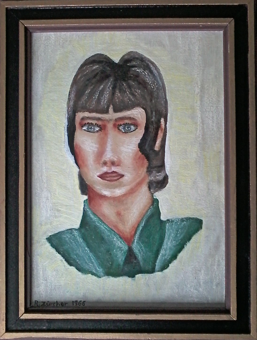 Selbst Porträt