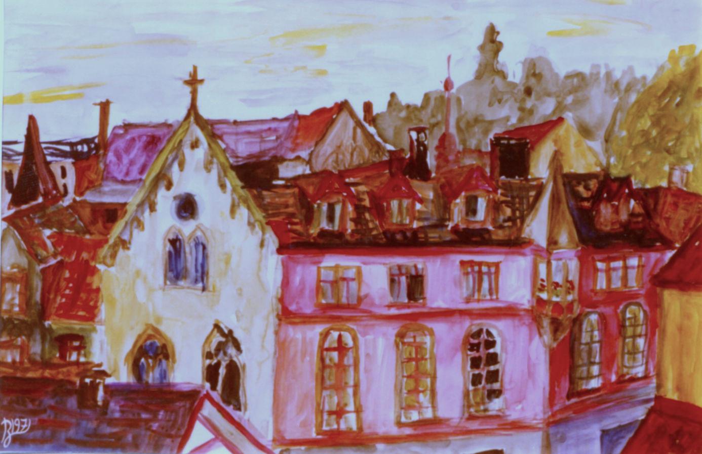Katharinengasse St.Gallen