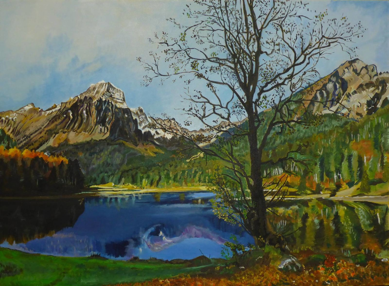 Obersee GL Herbst