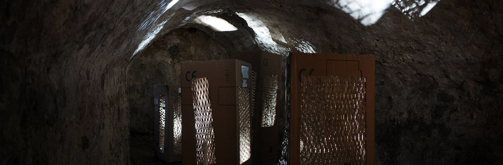 laterna povera, Installation Thayngen