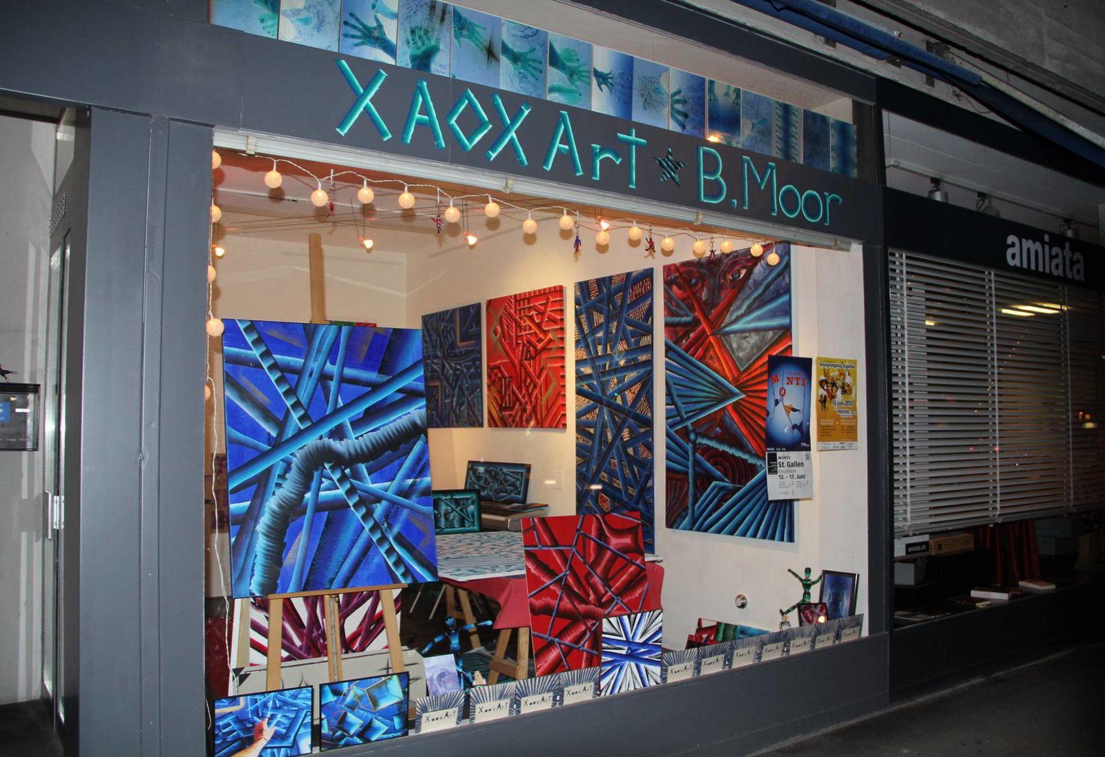 Atelier Galerie Xaoxart