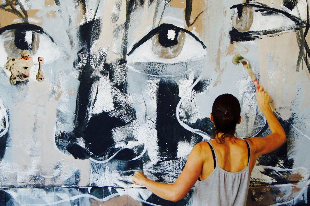 Mural / Wandbild