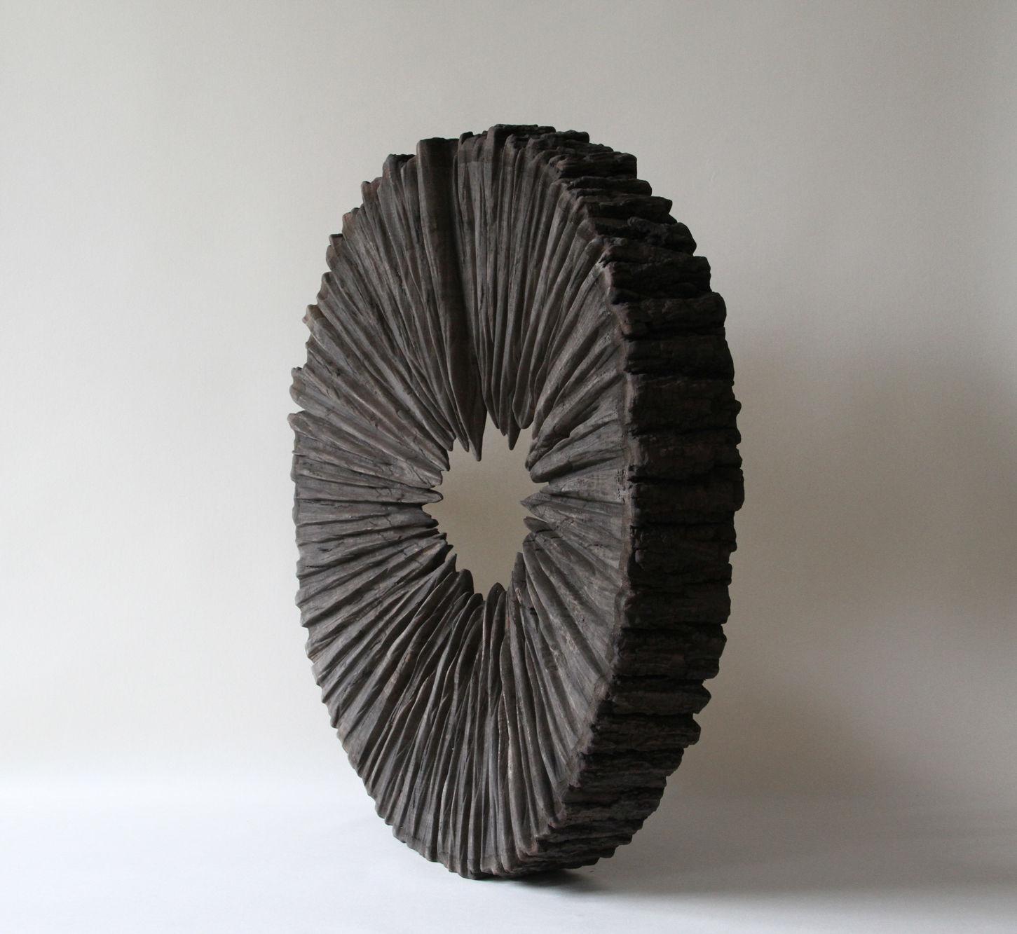 Skulptur Linde 55 x 55 x 8cm