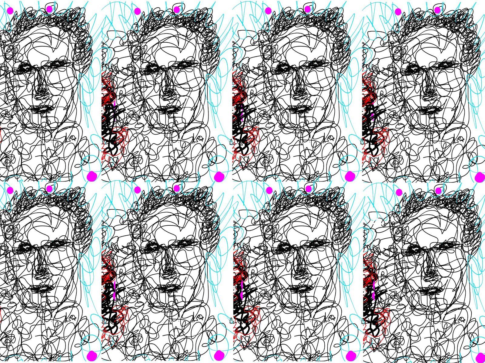 Multiples Portrait