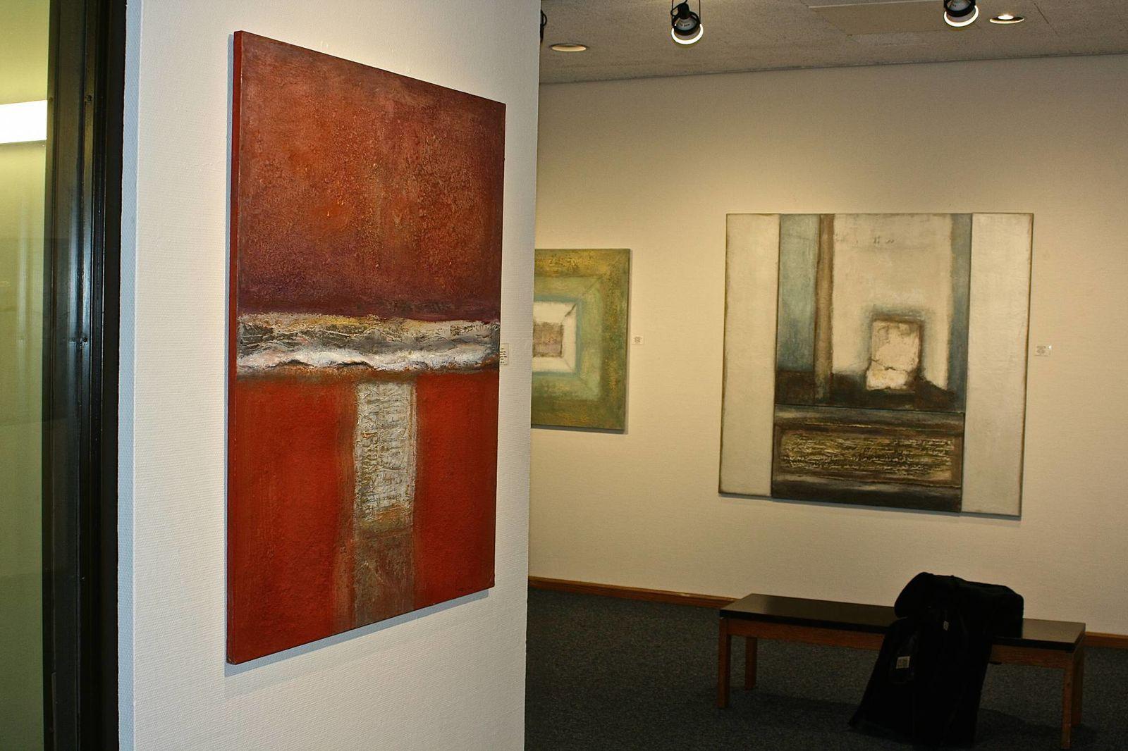 Ausstellung in St.Louis, USA