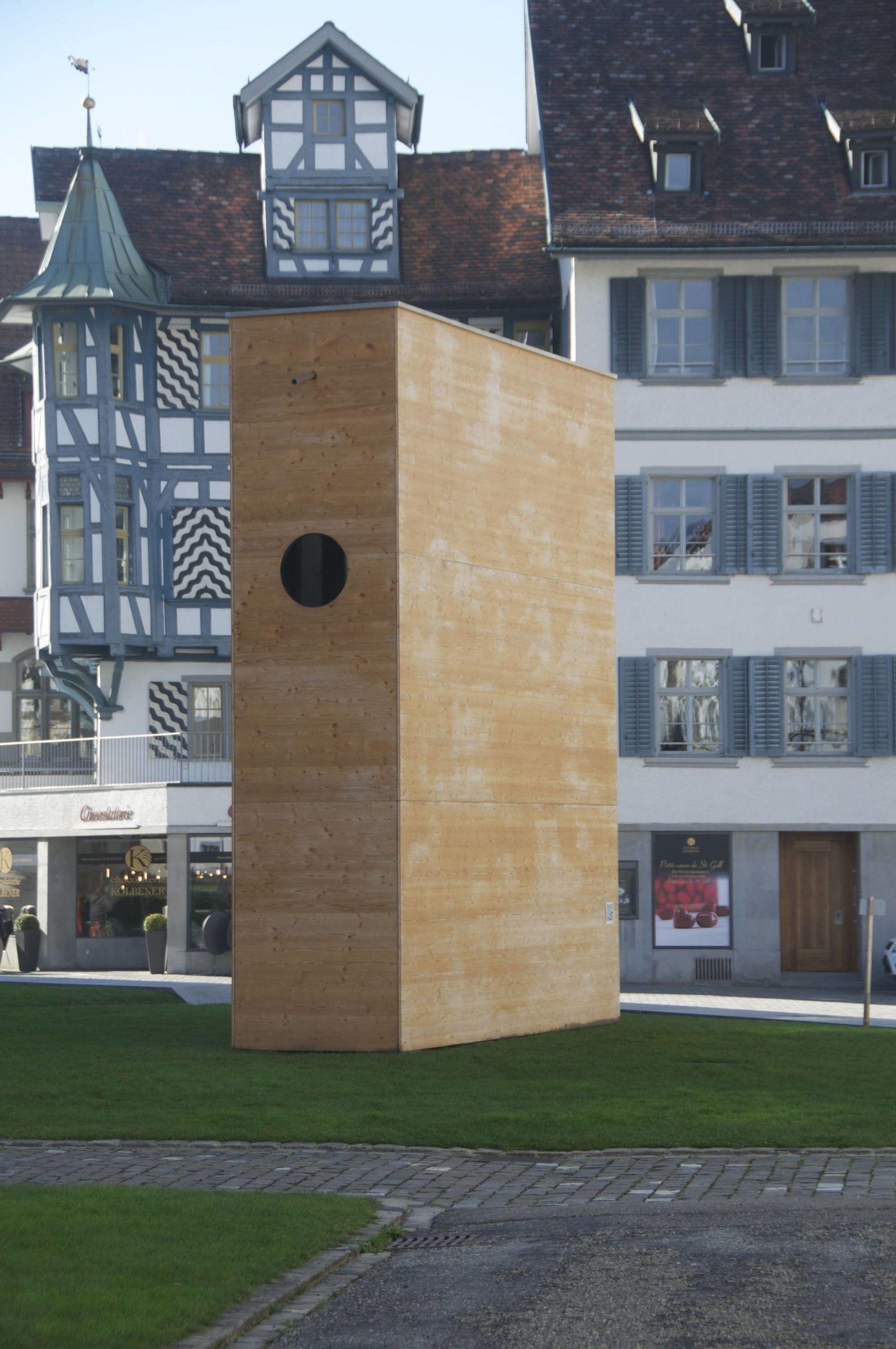 Standort 2, Klosterplatz, UNESCO Weltkulturerbe, SG