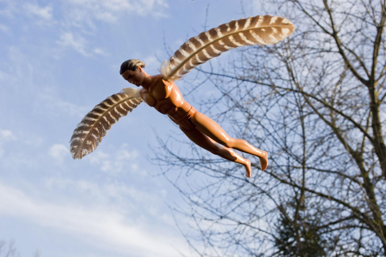 fliegender Ken
