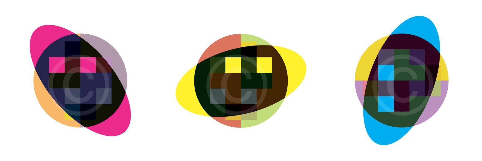 Planets, Serie in 3 Bildern