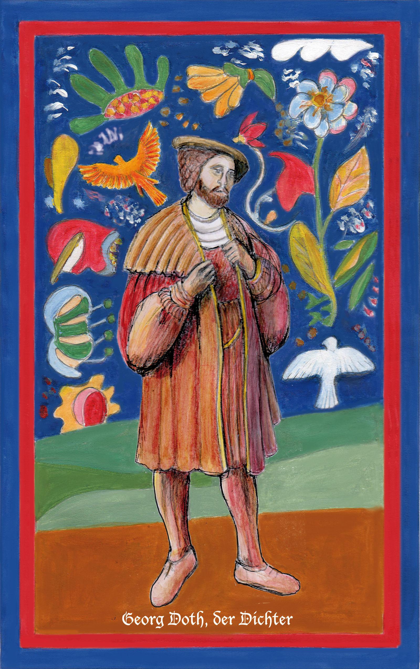Doth, der Dichter